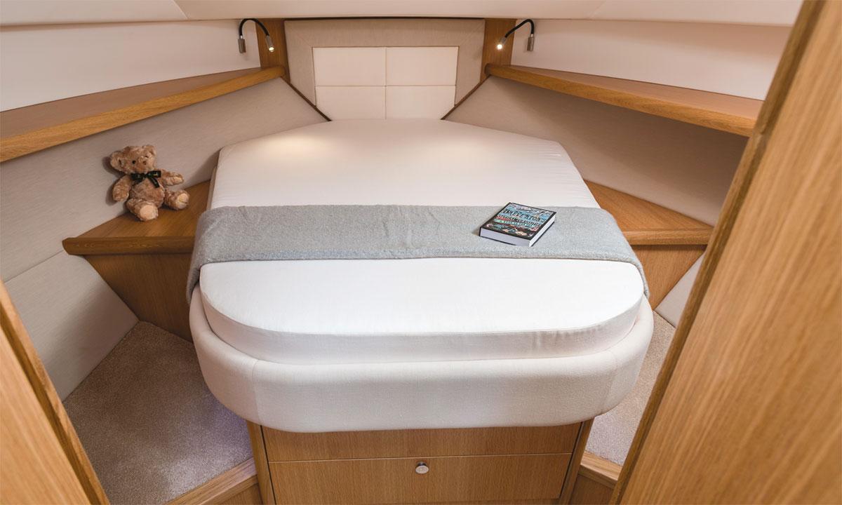 Haines 320 Forward Cabin