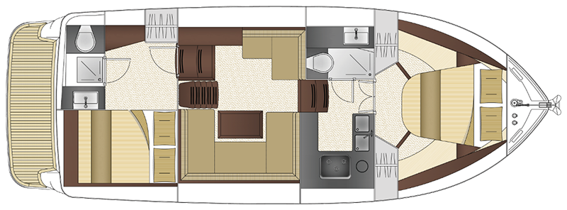 Haines 320 Layout