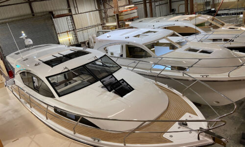 Haines boats