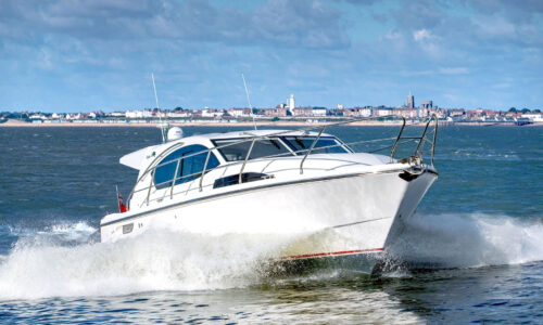 Haines 36 Offshore